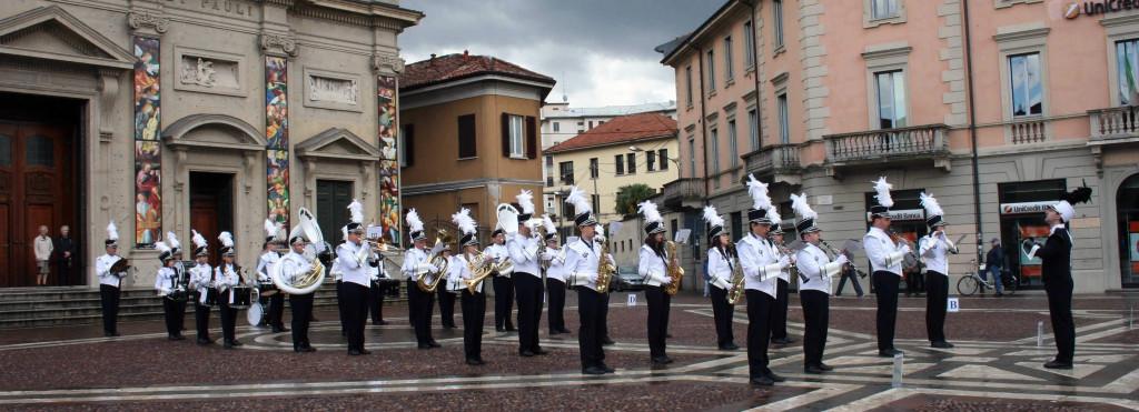Academy Parade Band