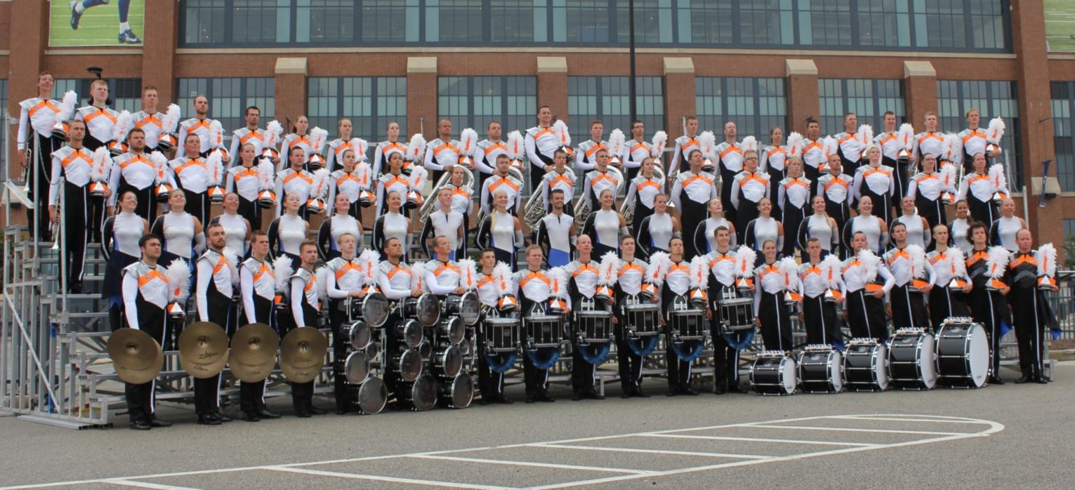 Jubal drum & bugle corps - group photo1