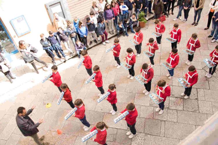 Marching Band Junior: importante esperienza in Sicilia