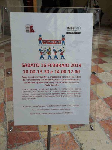 Formazione starter kit al Conservatorio di Venezia - Report