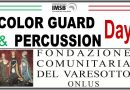 Sostieni il prossimo COLOR GUARD & PERCUSSION DAY  – DECENNALE