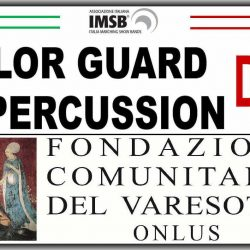 Sostieni il prossimo COLOR GUARD & PERCUSSION DAY  - DECENNALE
