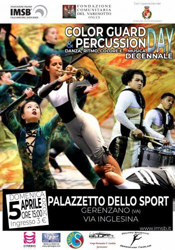 Color Guard & Percussion Day 2020 - DECENNALE