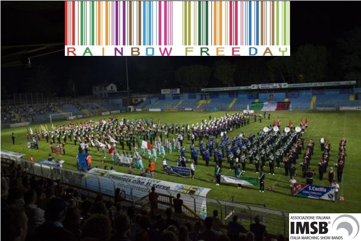 Rainbow Free Day offerta IMSB